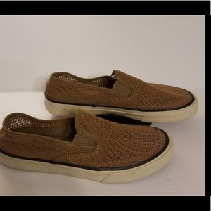 Sperry Top Sider slip ons